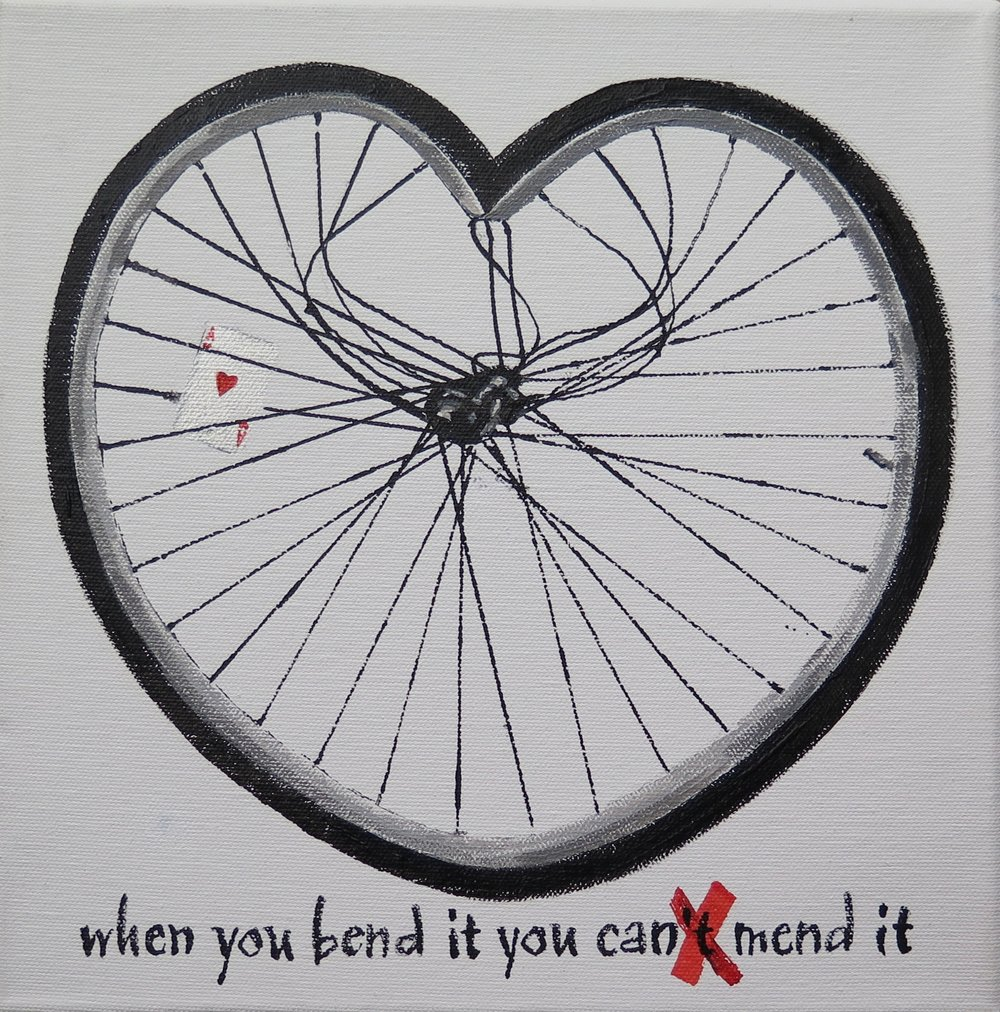 You Can Mend It