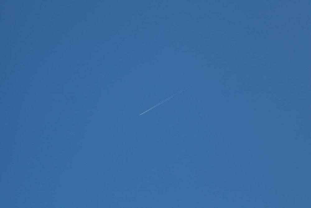Minimal Skies XIII - Plane