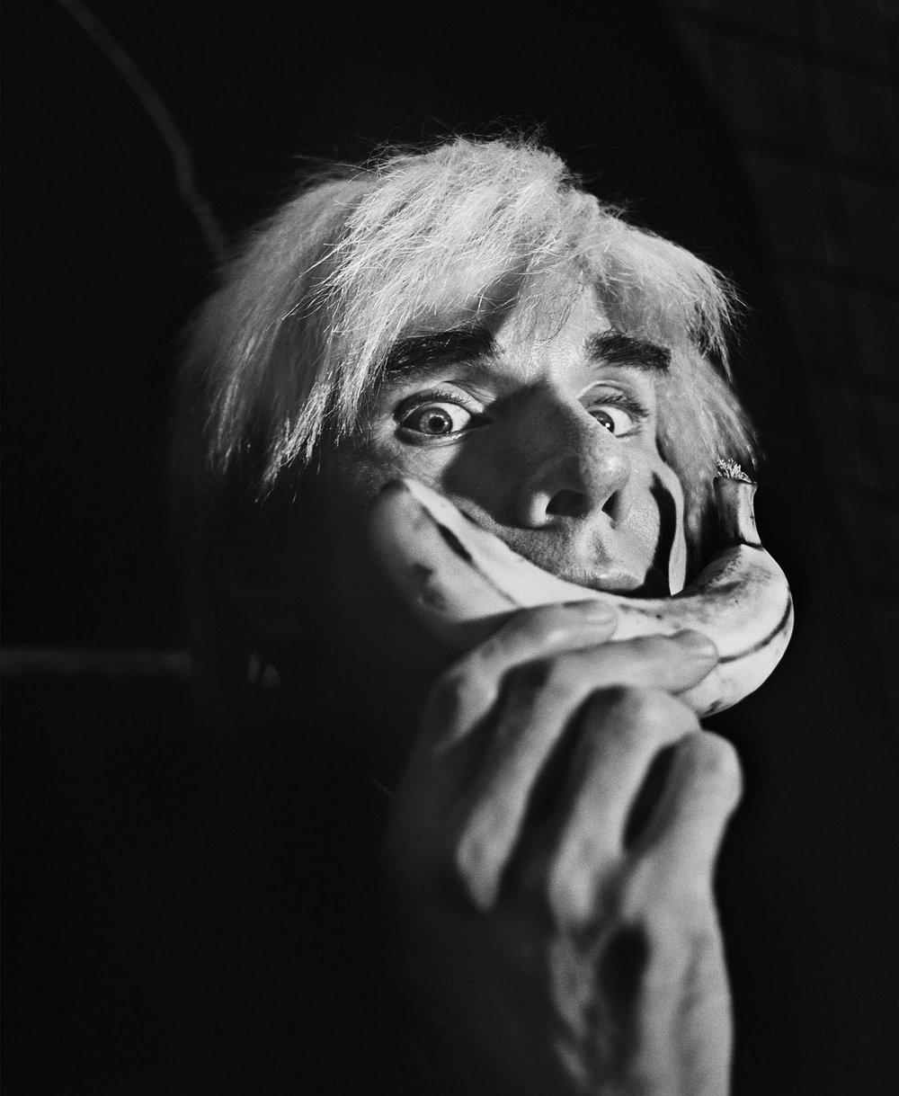 Andy Warhol, New York, 1986