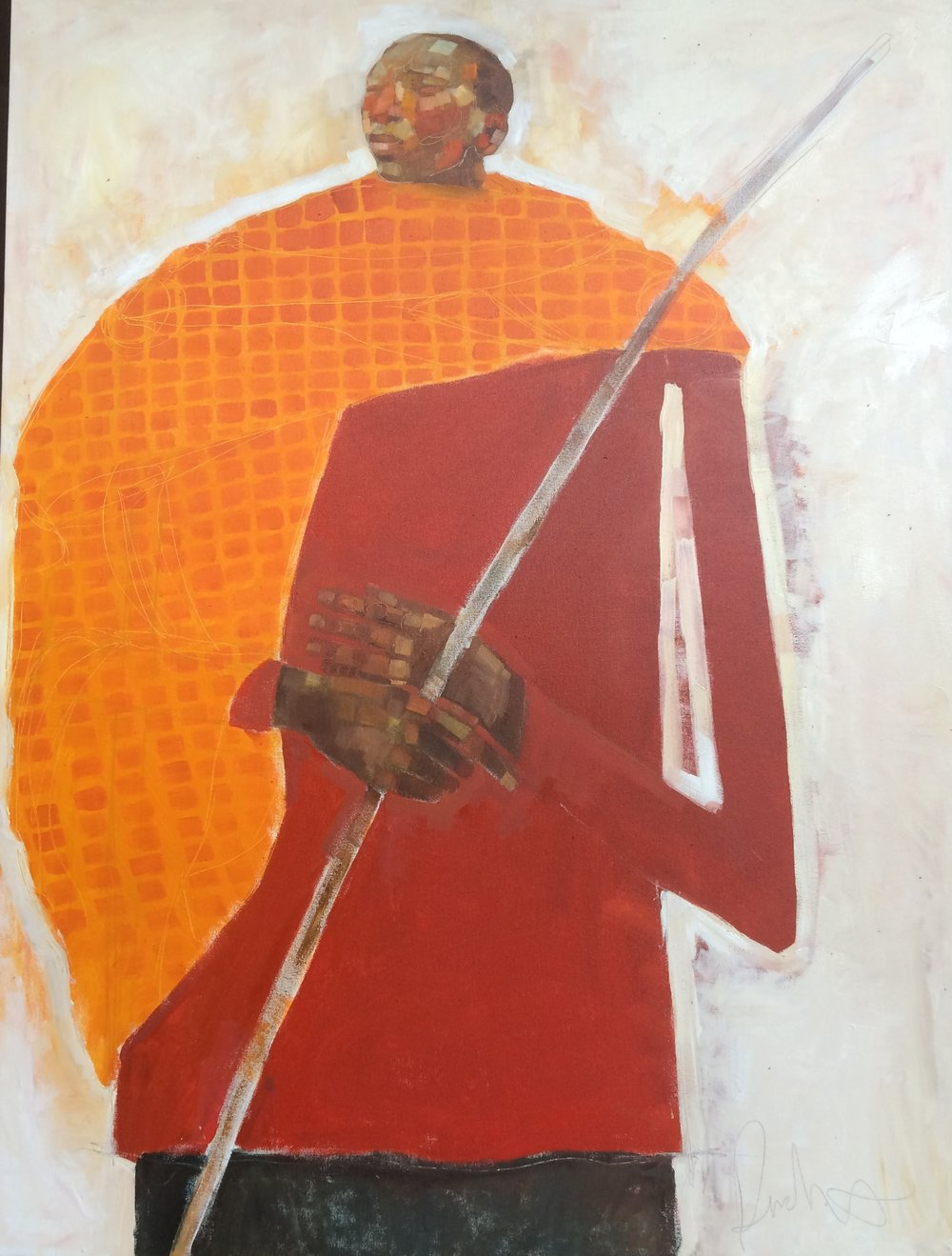 Maasai Man 1