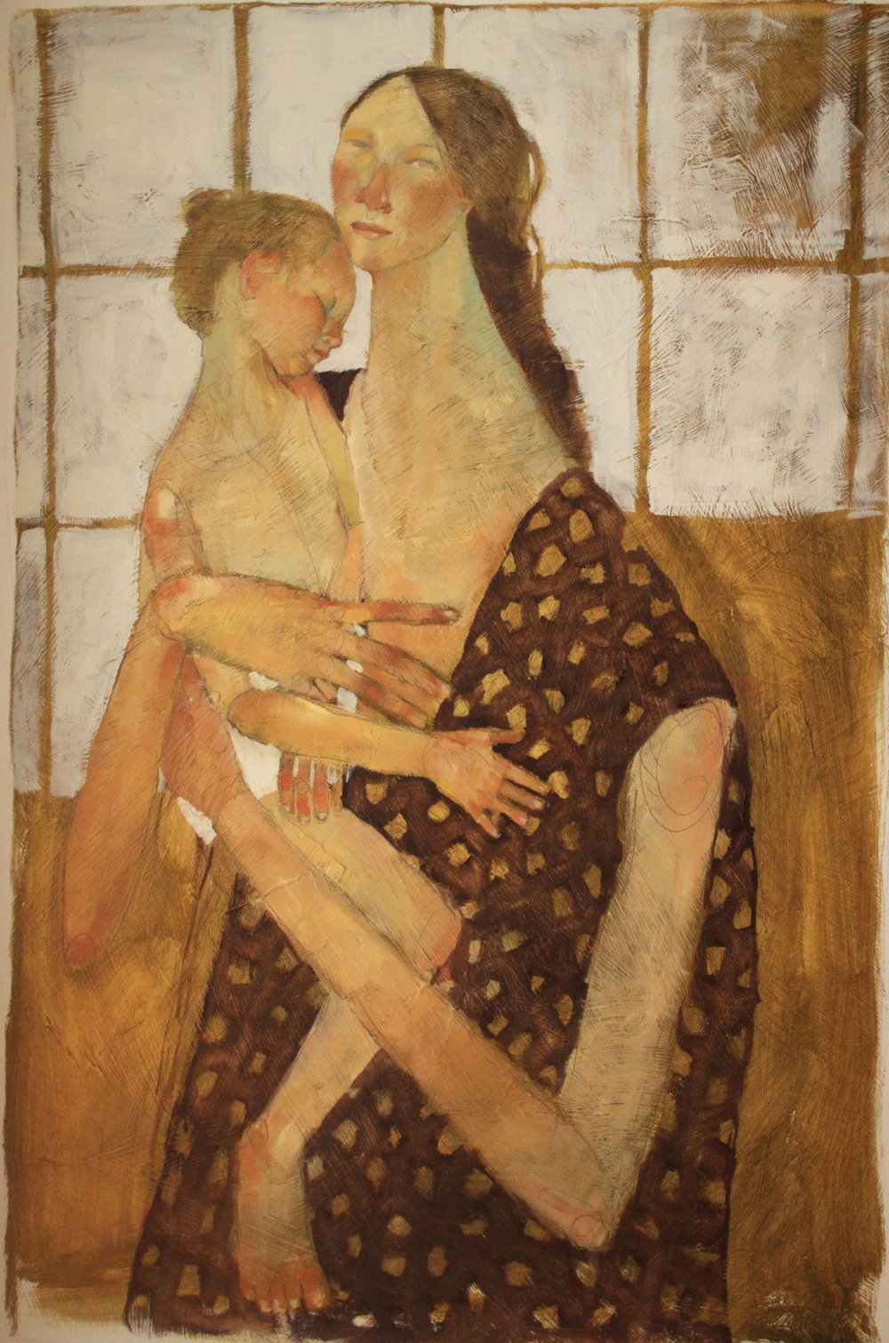 Self- Mother and Child