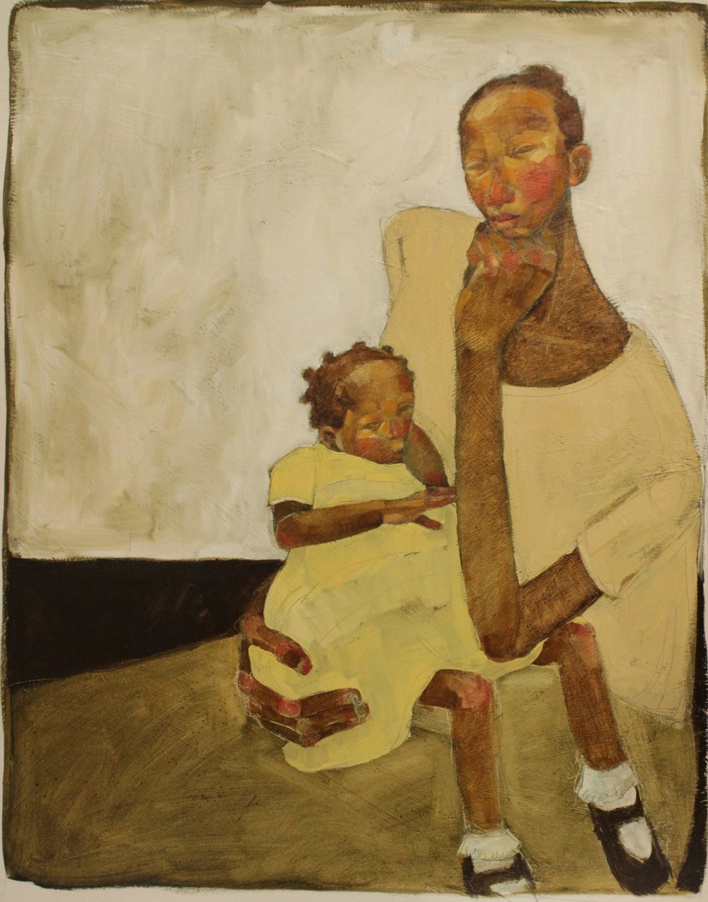 Haitian Mother and Child