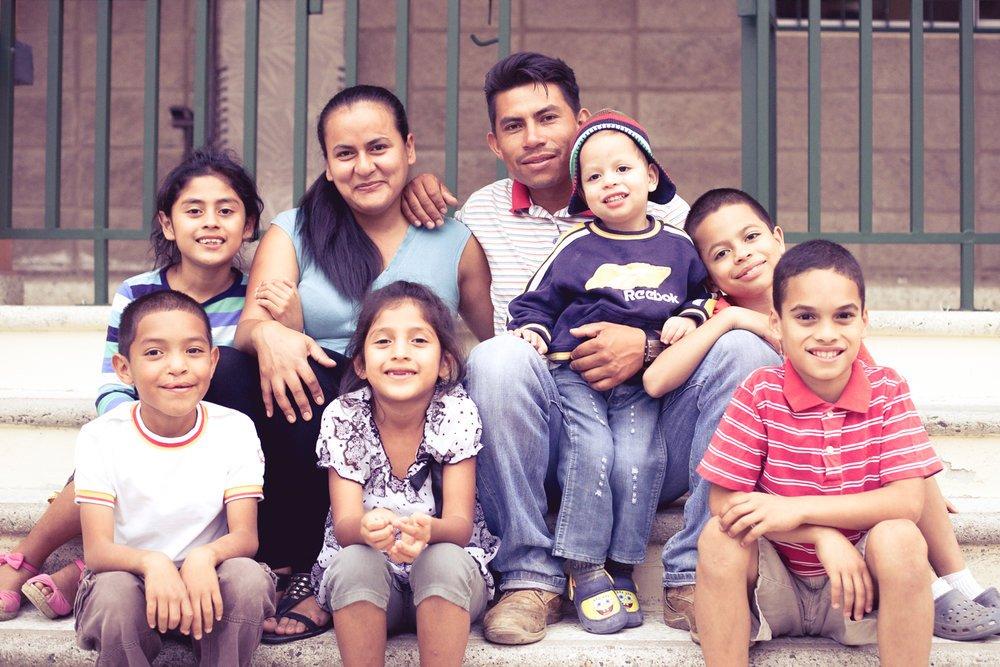 Mighty Ally - Social Impact Agency - Family