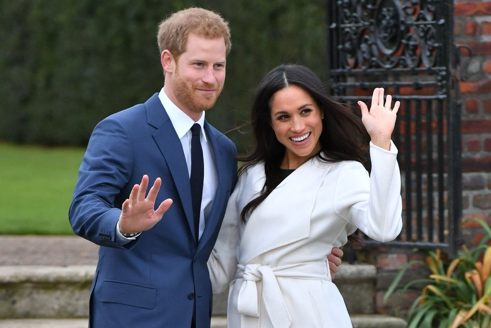 Royal Engagment - The styles of Meghan Markle