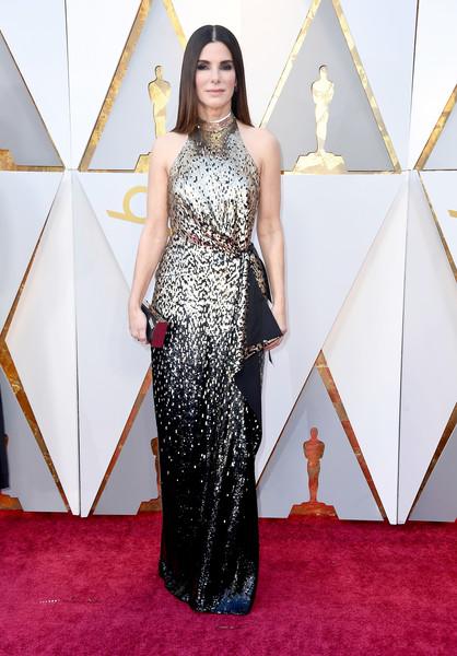 Sandra Bullock - In Louis Vuitton