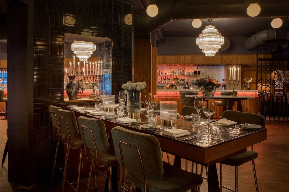 Bygdøy Allé 3_kveld_restaurant_cocktail_bar_frogner