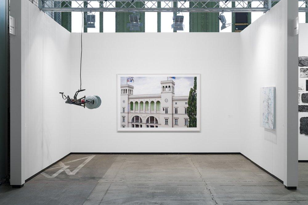 Alexander Levy, Art Week Berlin mit Arbeiten von Felix Kiessling