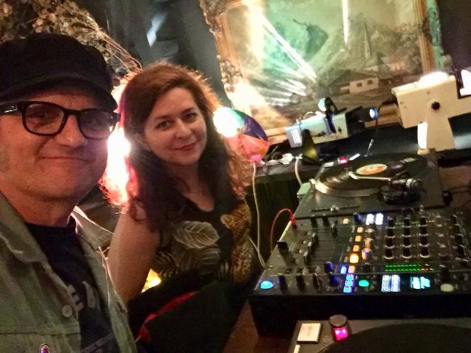 DJ Undertaker & Morticia
