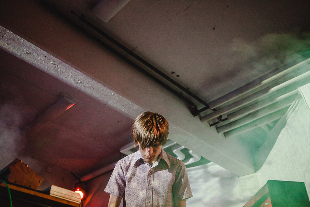 ALBIN. Foto: Gianluca la Bruna