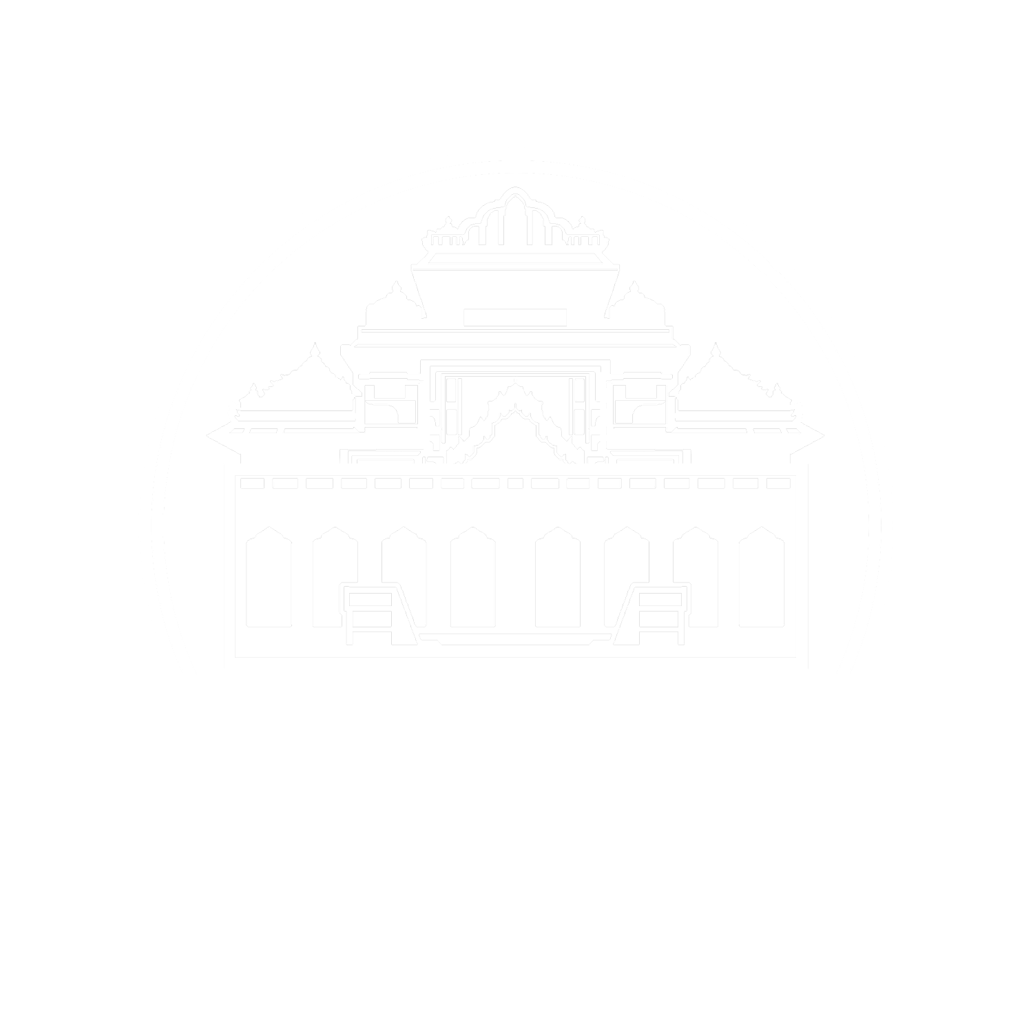 HIDDEN TEMPLE PRINTING