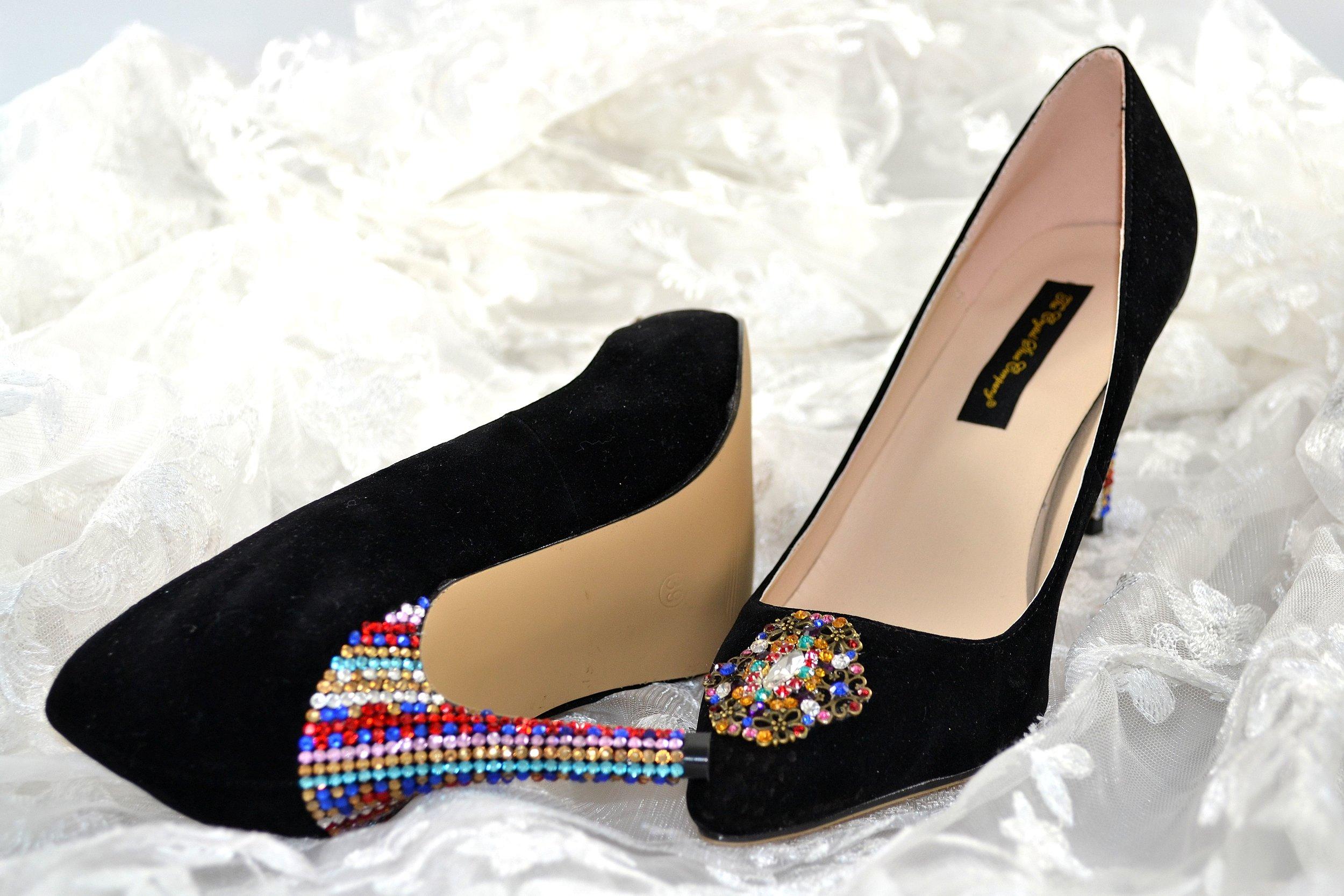 afd86da6816e My Something Black - Multi — The Crystal Shoe Company