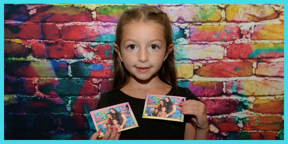 Event photo magnets are hit among all ages kids, adults, and the young at heart.