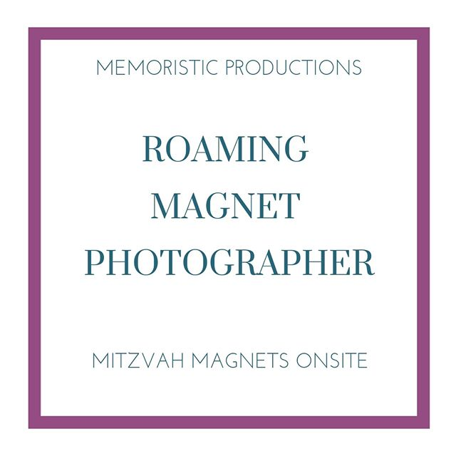 Are you looking for a unique entertainment for your event? YES 👉 #memoristic will mingle in with your guests and create personalized photo magnets onsite within minutes of taking pictures professionally. ⠀⠀⠀⠀⠀⠀⠀⠀⠀ 👍 Engaging 👍Memorable 👍 Constant reminder⠀⠀⠀⠀⠀⠀⠀⠀⠀ ⠀⠀⠀⠀⠀⠀⠀⠀⠀ Your guests will take home a memorable lasting keepsake that they will place in their homes and workplaces, and you will get another set of images taken by a professional photographer in high resolution to share and cherish (plus your photo magnets of course). That's why we call it #happinessthatsticks⠀⠀⠀⠀⠀⠀⠀⠀⠀ ⠀⠀⠀⠀⠀⠀⠀⠀⠀ Reserve early. We only book 1-2 events per date⠀⠀⠀⠀⠀⠀⠀⠀⠀ info@memoristic.com⠀⠀⠀⠀⠀⠀⠀⠀⠀ 347-699-0632⠀⠀⠀⠀⠀⠀⠀⠀⠀ www.memoristic.com⠀⠀⠀⠀⠀⠀⠀⠀⠀ #magnetphotographer