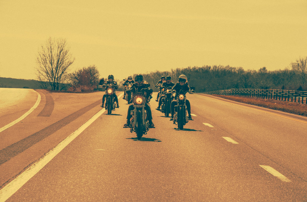 The Fox Run - MOTORCYCLE CLUB