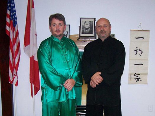 Sifu Tim Moynihan    Certified Therapeutic QiGong & Tai Chi Instructor (Level 2)   Tim Moynihan currently lives in Elora with his wife Kelly and their three children Cody, Connor and Lauren. A long time resident he left the area for a period of time to pursue his love of teaching and instructing in Outdoor Education and Recreation.  Fergus, Ontario  Phone: 519-546-5920  Email: moyn@golden.net