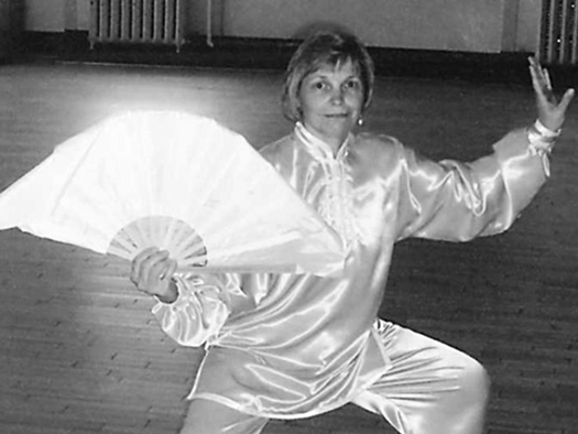 "Linda Noble    Certified Therapeutic QiGong & Tai Chi Instructor (Level 6)    Linda's spiritual journey began in 1993 when an illness made her step back and re-assess her life. A ""wake up call"" she now believes was a huge nudge from the Universe, guiding her back onto her destined path in life. Feeling more drawn into Energy Medicine, she did research on QiGong and Tai Chi. They say the teacher will appear when the student is ready! Sifu George Picard became that teacher. With his great patience and guidance, she grew to love this gentle internal martial art.  Niagara, Ontario  Phone: 905-227-0645  Email: lindanoble80@hotmail.com  www.thenobletouch.ca"