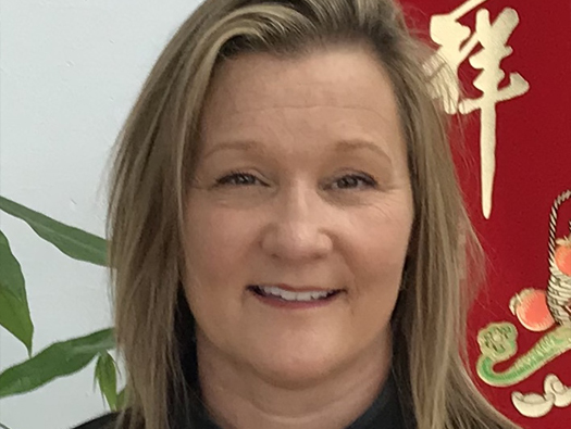 Becky Rahe  Certified Level 1 24 Posture Wu Yi Jie He Qigong Instructor  Becky began her health and wellbeing path over 18 years ago as a Fitness Instructor and Trainer for the YMCA of Greater Toledo. She was an instructor in Group Cycling, Water Aerobics, YMCA Personal Trainer and Fitness Coach. Her tai chi journey in 2004 began with the Tai Chi for Health Institute. At this point, she wanted to focus on tai chi. Since then she has continued her training gaining depth experience in Yang, Chen, Sun, and Qigong forms. To spread the many health benefits of tai chi, Becky became an Authorized Master Trainer. She has personally trained with Dr. Paul Lam and continues to grow the Tai Chi for Health and QiGong in the Midwest, USA. She is certified in most of the Tai Chi for Health programs, and has also trained in many forms as well as Qigong, Tai Chi Cane, Tai Chi Fan, Silk Reeling workshops, and has also studied in other forms of energy healing such as Medical Qigong, Reiki, Guided Meditation, and Yoga Fit.  Toledo, Ohio  Email: taichiblr@sbcglobal.net  @beckyrahe.taichitoledo