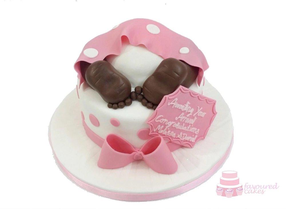 Baby Bum Cake BS1009