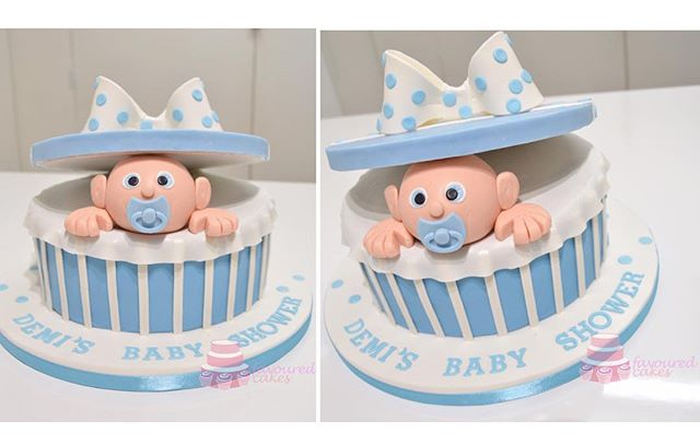 Baby Gift Baby Shower Cake BS4