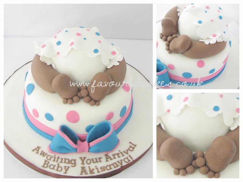 Baby Bum Cake Unisex BS5
