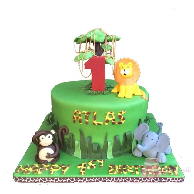 Zoo / Jungle Cake JC02