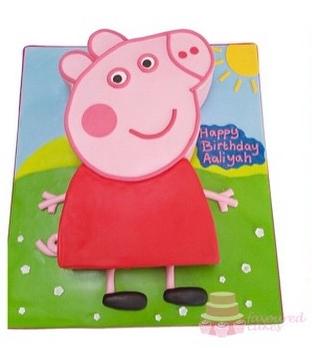 Peppa Pig Cake PP05