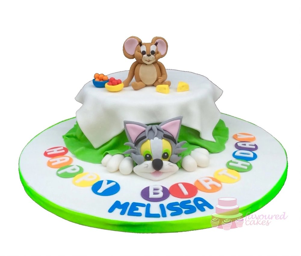 Tom and Jerry Cake TJ01