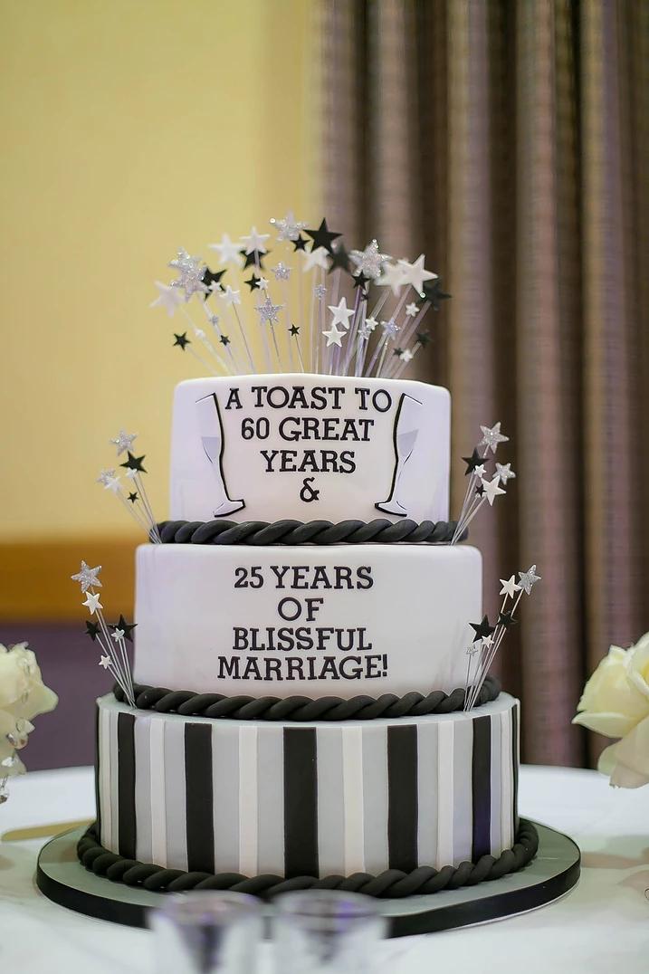3 Tier Celebration Cakes