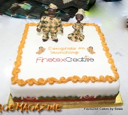 Finetex Creative Cake