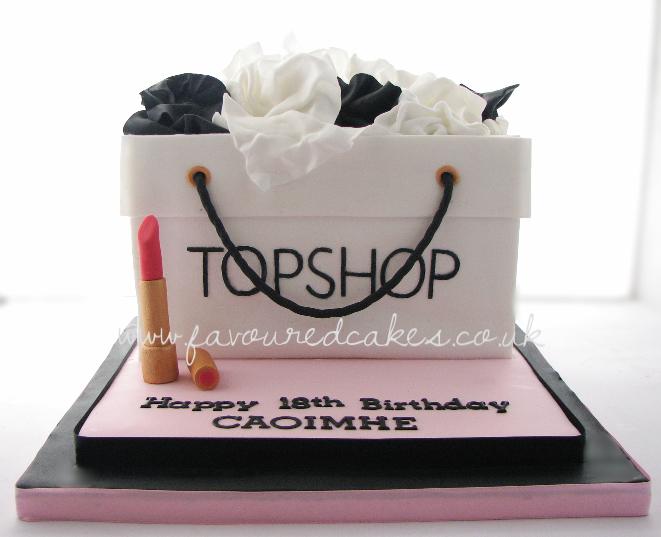 TOPSHOP Bag Cake BC02