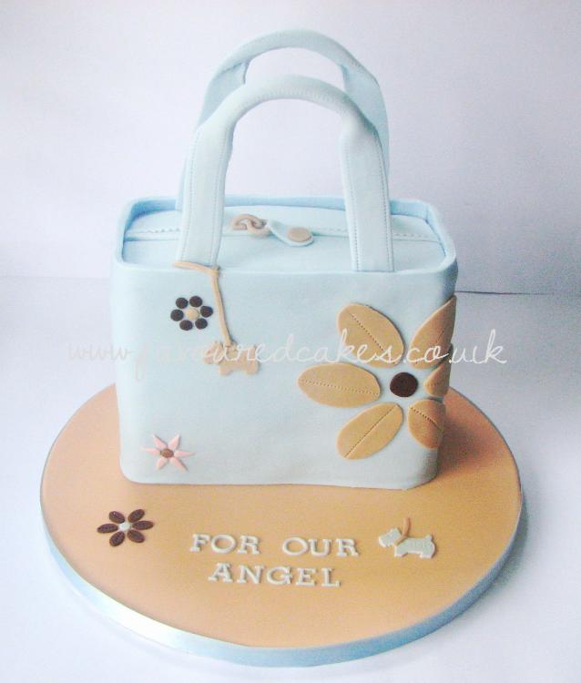 Radley 'ARUBA' Handbag Cake