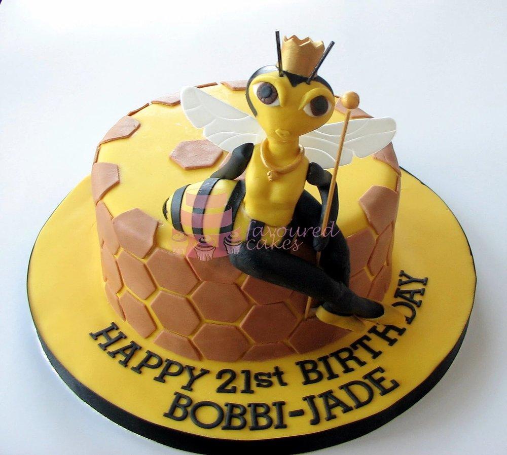 Queen Bee Cake BC01