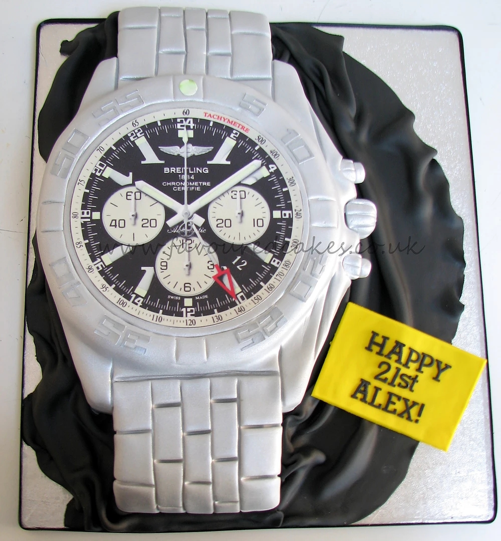 Breitling Watch Cake WC01