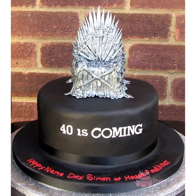 Game of Thrones Cake GT01