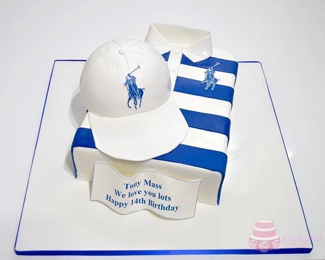 Ralph T-Shirt & Cap