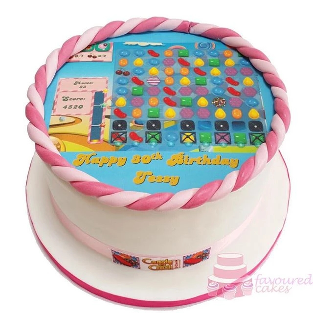 Candy Crush Cake CC01