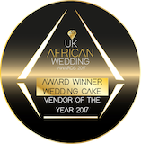 wedding cake vendor of the year uk african wedding awards copie.png