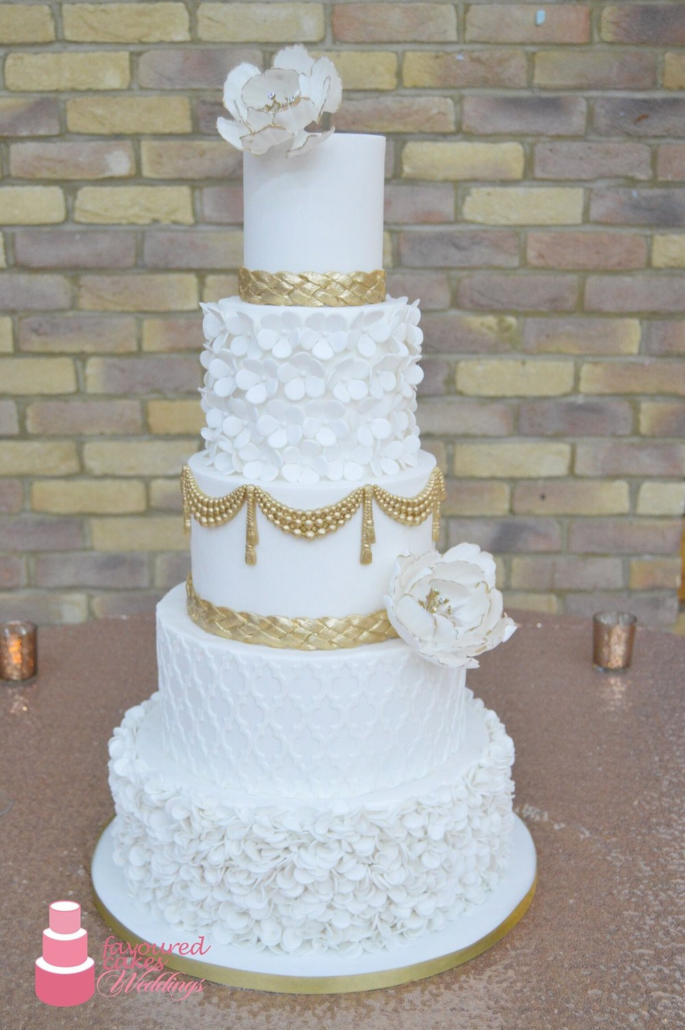Angeline Wedding Cake