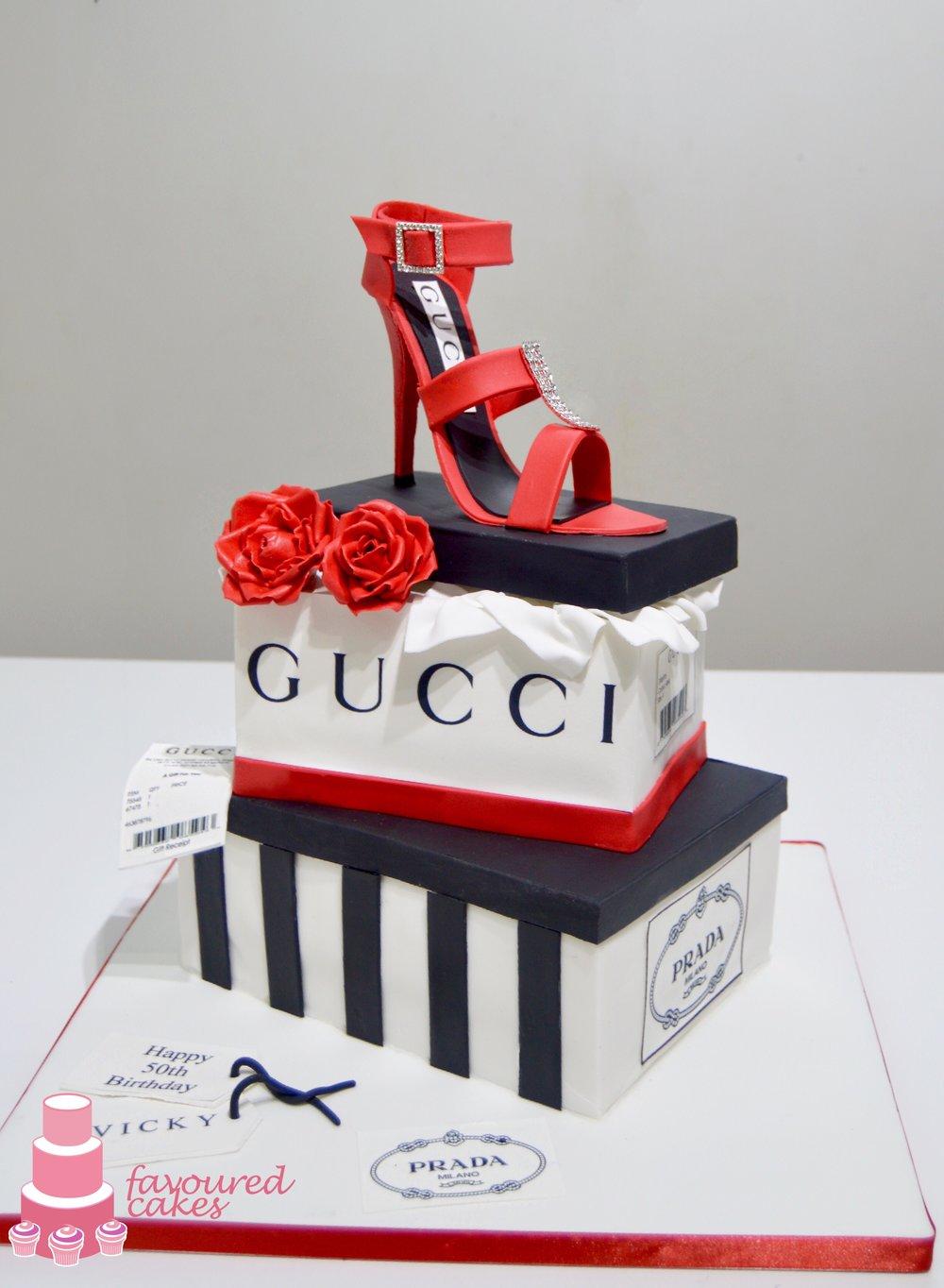 Gucci Prada Cake G02