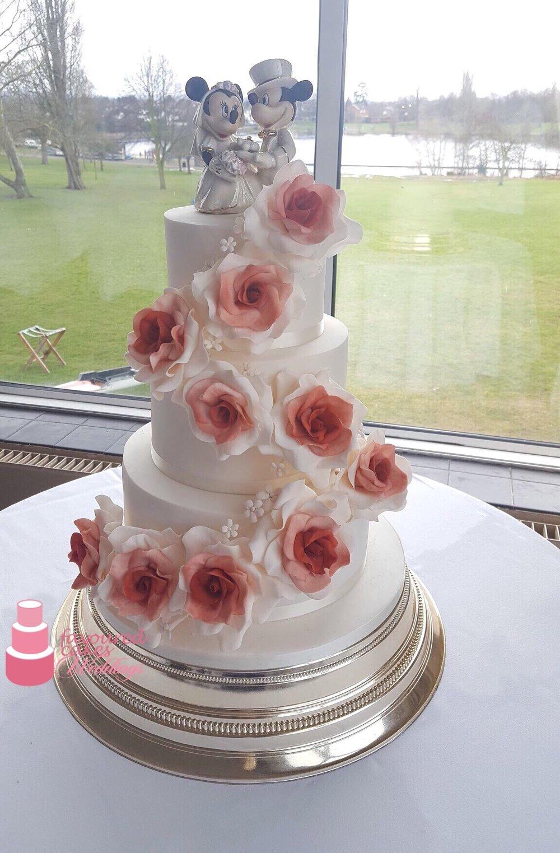 Cassy Wedding Cake