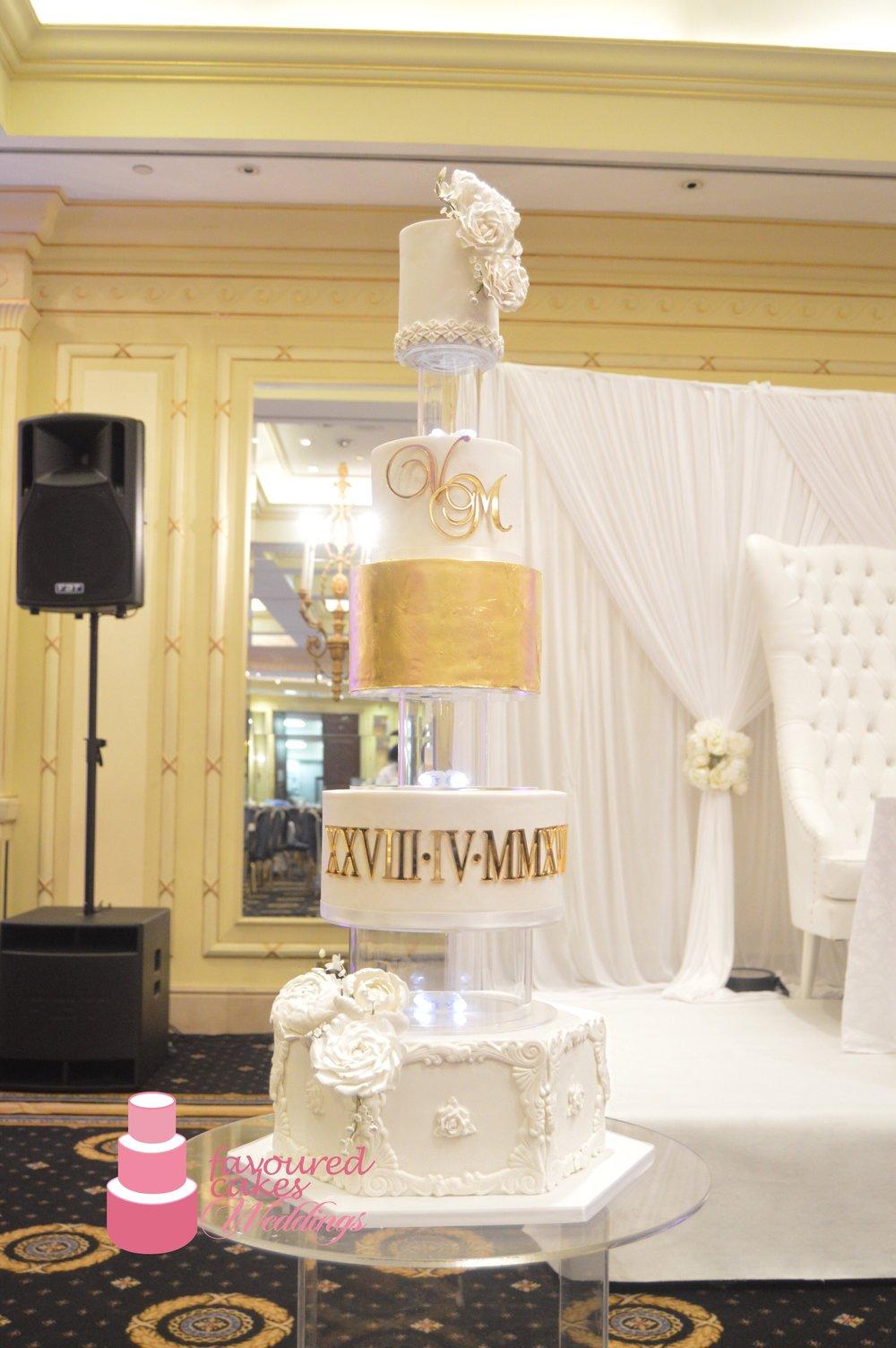 Augustina Wedding Cake