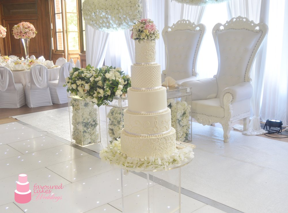 Kristabel Wedding Cake