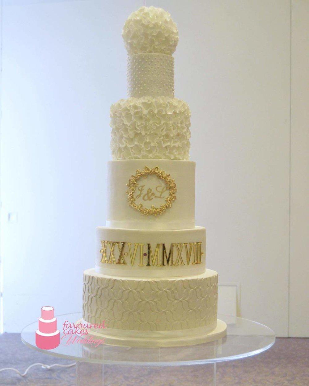 Raphaela Wedding Cake