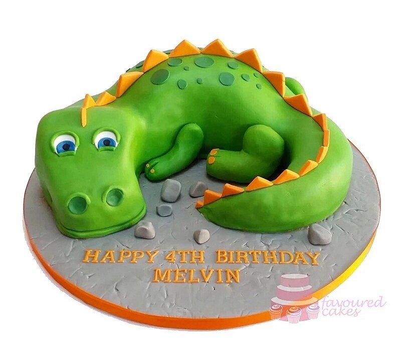 Dinosaur Cake DNS01