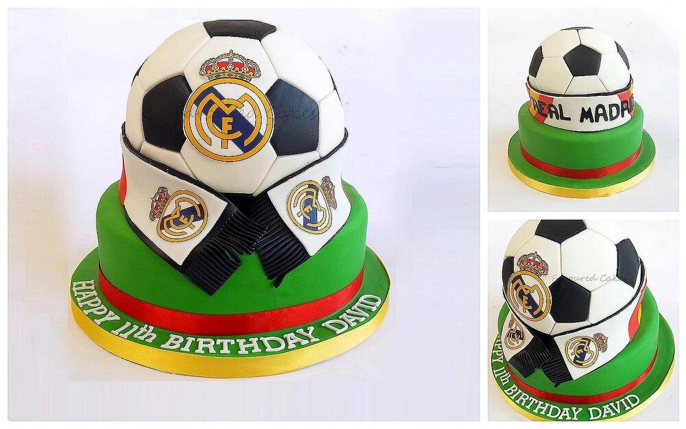 Football Cake FB04