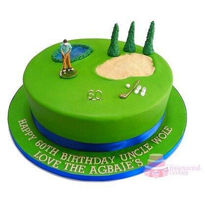 Golf Cake GC1