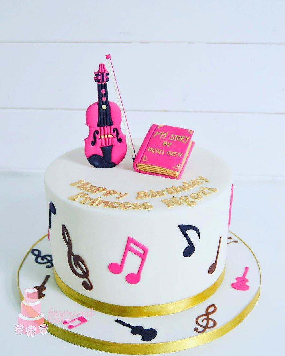 Customised Hobby Cake