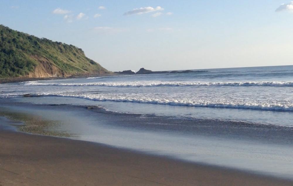 Playa Transito, Nicaragua