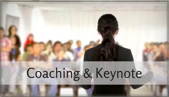 Coaching & Keynote Services