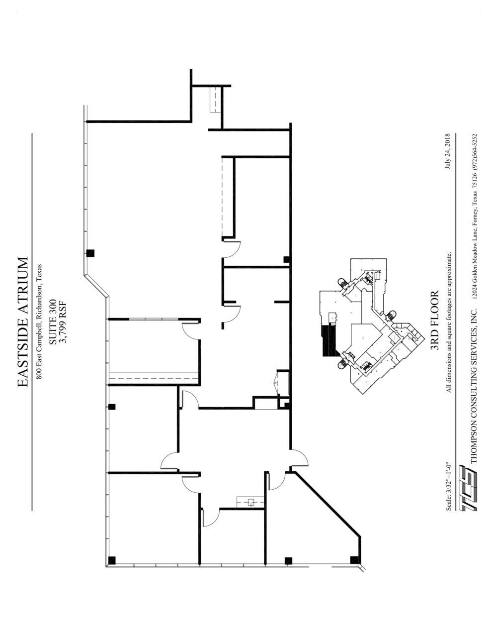Eastside Atrium - Suite 300 - Marketing Plan-1